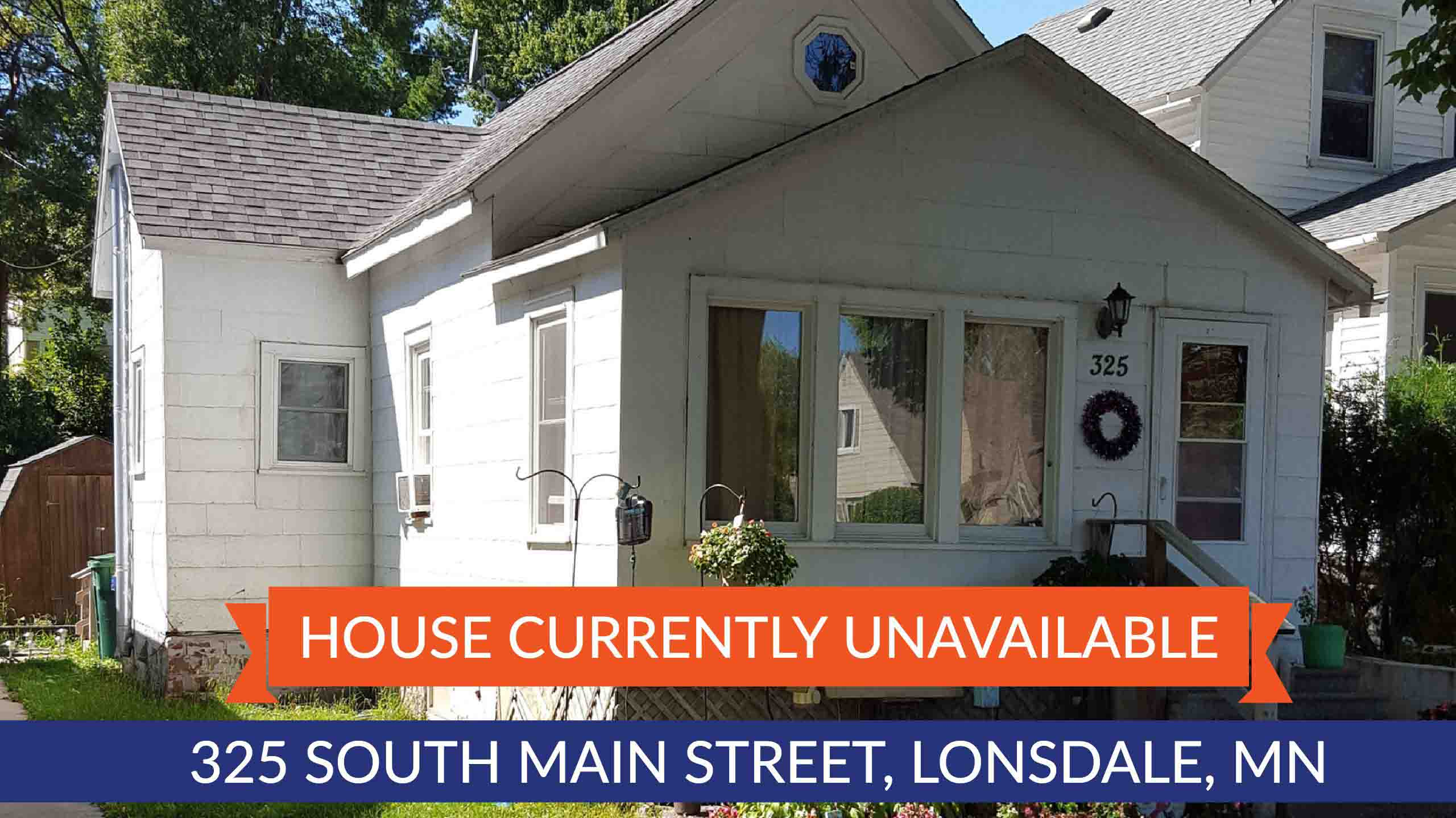325 Main St. S., Lonsdale, MN