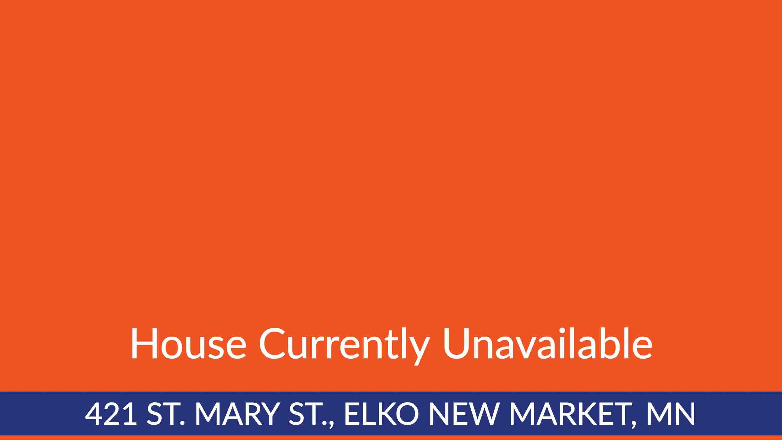 Rental House Elko New Market Mn