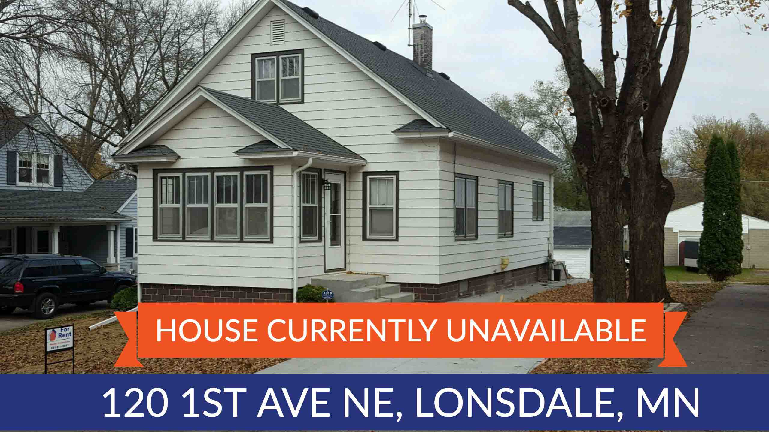 Houses For Rent Lonsdale Mn